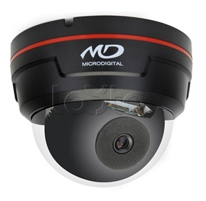 MICRODIGITAL MDC-i7090F, IP-камера видеонаблюдения купольная MICRODIGITAL MDC-i7090F