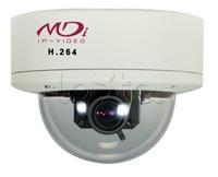MICRODIGITAL MDC-i8060V-H, IP-камера видеонаблюдения купольная MICRODIGITAL MDC-i8060V-H