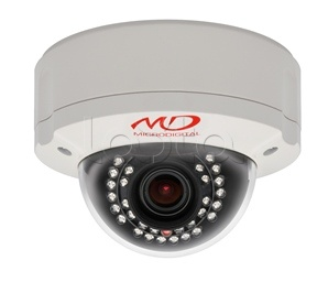 MICRODIGITAL MDC-i8060VTD-30H, IP-камера видеонаблюдения уличная купольная MICRODIGITAL MDC-i8060VTD-30H