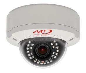 MICRODIGITAL MDC-i8090VTD-30H, IP-камера видеонаблюдения уличная купольная MICRODIGITAL MDC-i8090VTD-30H