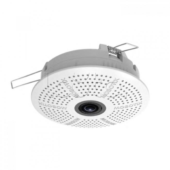 Mobotix MX-c25-D12-PW, IP-камера видеонаблюдения купольная Mobotix MX-c25-D12-PW