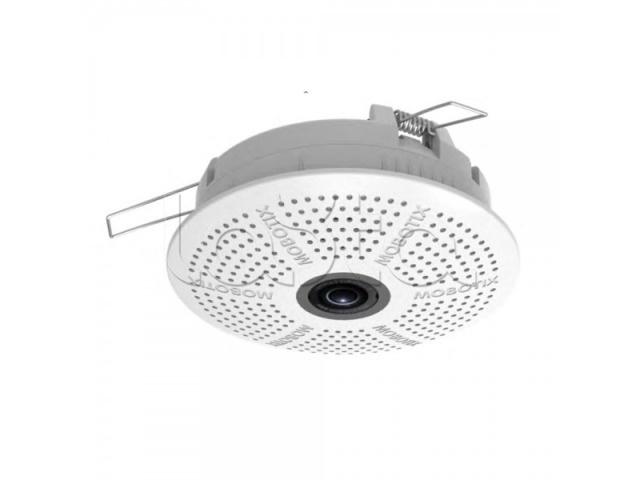Mobotix MX-c25-N23-PW-F1.8, IP-камера видеонаблюдения купольная Mobotix MX-c25-N23-PW-F1.8