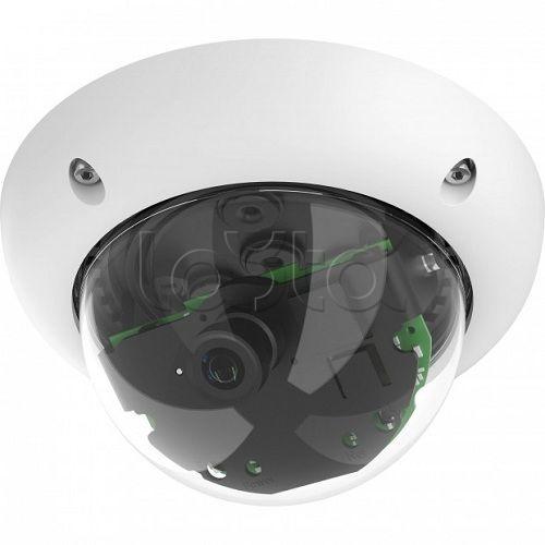 Mobotix MX-D25M-Sec-Night-N23-F1.8, IP-камера видеонаблюдения купольная Mobotix MX-D25M-Sec-Night-N23-F1.8