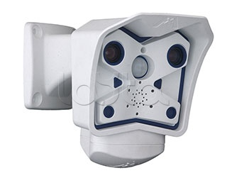 Mobotix MX-M12D-Sec-DNight-D22N22, Камера видеонаблюдения уличная в стандартном исполнении Mobotix MX-M12D-Sec-DNight-D22N22