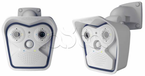 Mobotix MX-M15D-SEC, IP-камера видеонаблюдения уличная в стандартном исполнении Mobotix MX-M15D-SEC