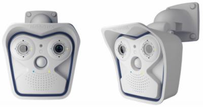 IP-камера видеонаблюдения уличная в стандартном исполнении Mobotix MX-M15D-SEC