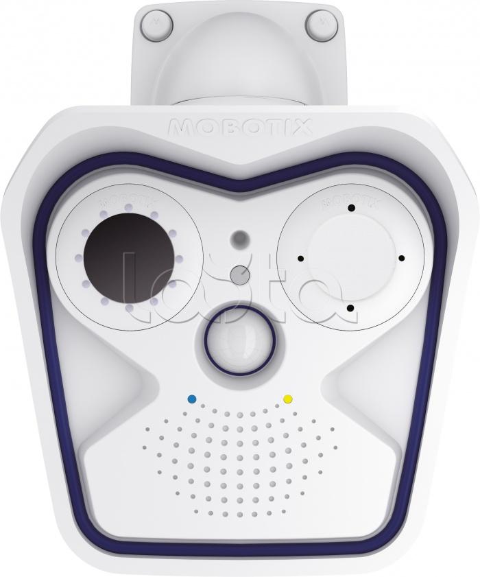 Mobotix MX-M15D-Sec-DNight-D32N32-6MP-F1.8, IP-камера видеонаблюдения уличная в стандартном исполнении Mobotix MX-M15D-Sec-DNight-D32N32-6MP-F1.8
