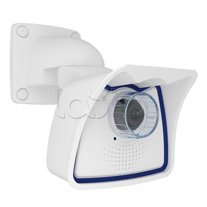 Mobotix MX-M25M-Sec-D38-F1.8, IP-камера видеонаблюдения уличная в стандартном исполнении Mobotix MX-M25M-Sec-D38-F1.8