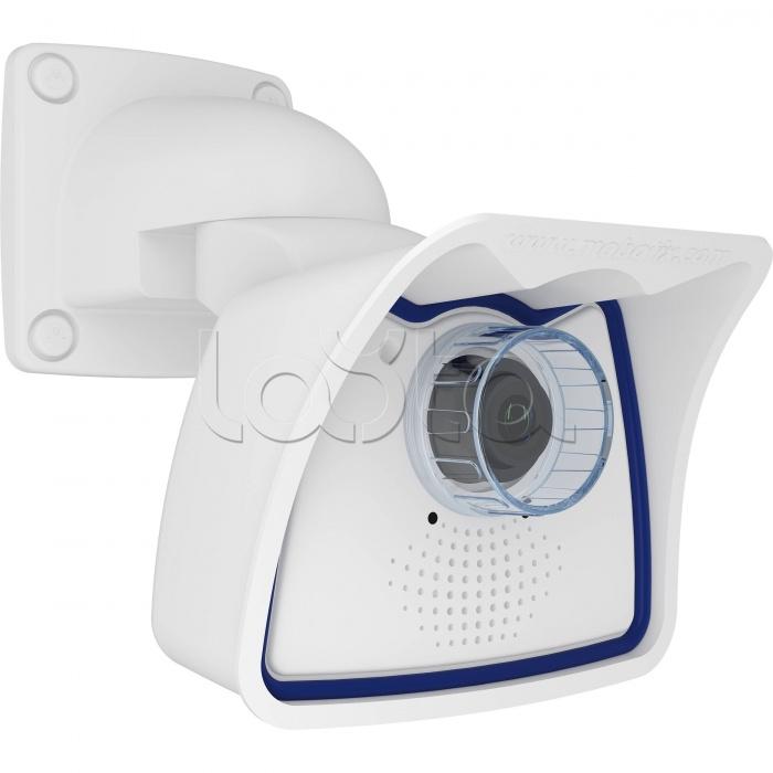 Mobotix MX-M25M-Sec-D76-F1.8, IP-камера видеонаблюдения уличная в стандартном исполнении Mobotix MX-M25M-Sec-D76-F1.8