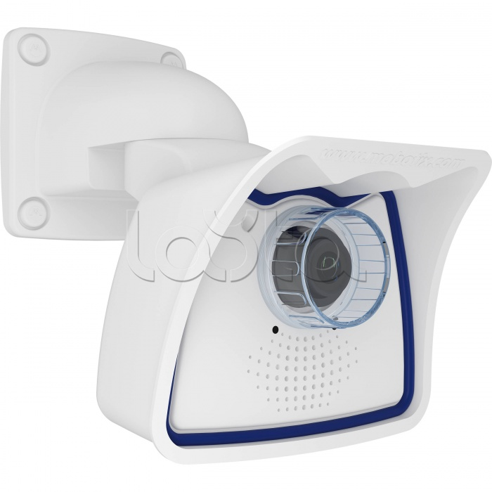 Mobotix MX-M25M-Sec-Night-N23-F1.8, IP-камера видеонаблюдения уличная в стандартном исполнении Mobotix MX-M25M-Sec-Night-N23-F1.8