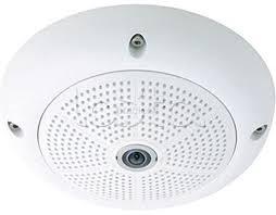 Mobotix MX-Q25M-Sec-Night-N12, IP-камера видеонаблюдения уличная купольная Mobotix MX-Q25M-Sec-Night-N12