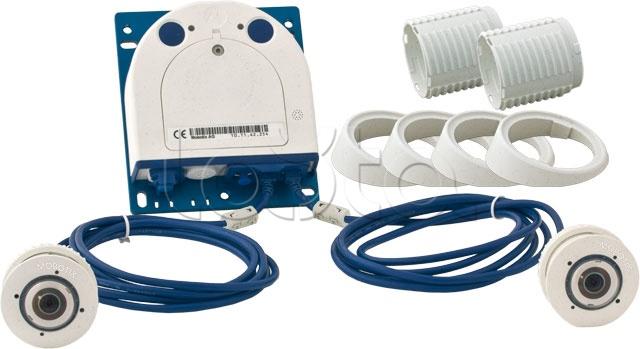 Mobotix MX-S15D-Set2, Комплект видеонаблюдения №2 Mobotix MX-S15D-Set2