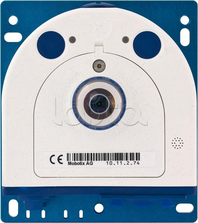 Mobotix MX-S15M-Sec-D12, IP-камера видеонаблюдения модульная Mobotix MX-S15M-Sec-D12