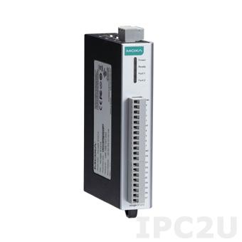 Ethernet-модуль ввода/вывода Moxa ioLogik E1210