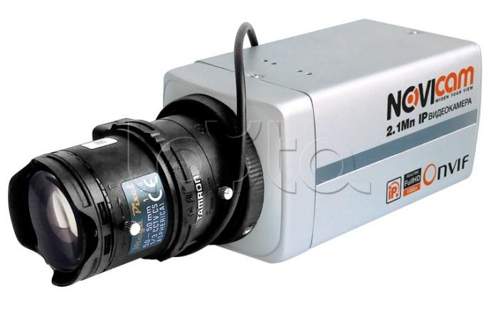 NOVIcam IP 43N, IP-камера видеонаблюдения в стандартном исполнении NOVICAM IP 43N
