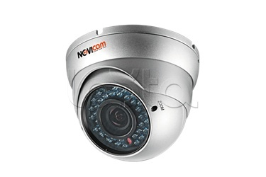NOVIcam IP N18W, IP-камера видеонаблюдения уличная купольная NOVIcam IP N18W