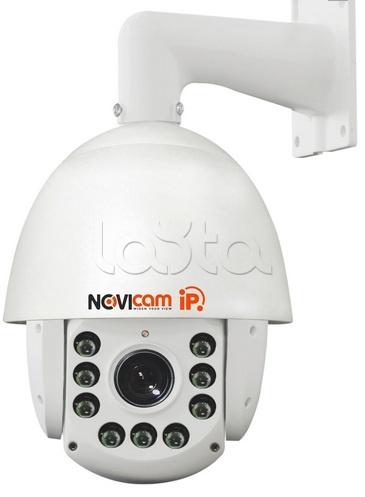 NOVIcam NP220, IP-камера видеонаблюдения PTZ уличная NOVIcam NP220