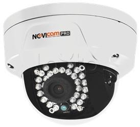 NOVIcam PRO IP NC22VP, IP-камера видеонаблюдения купольная NOVIcam PRO IP NC22VP
