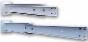 Узел крепления блока извещателей «Призма-3», «Призма-3-24» и «Призма-3-10»  Омега микродизайн КВЗ-3а/0,5T