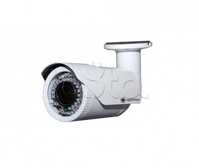 Optimus IP-E011.3(3.6), IP-камера видеонаблюдения уличная в стандартном исполнении Optimus IP-E011.3(3.6)