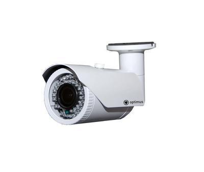 IP-камера видеонаблюдения уличная в стандартном исполнении Optimus IP-E011.3(3.6)P