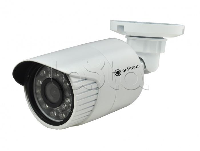 Optimus IP-E012.1(3.6)P, IP-камера видеонаблюдения уличная в стандартном исполнении Optimus IP-E012.1(3.6)P