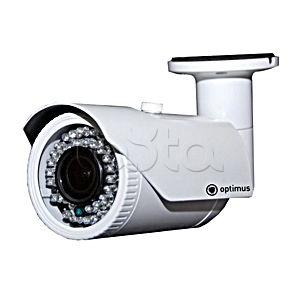 Optimus IP-E015.0(3.6-10)P, IP-камера видеонаблюдения уличная в стандартном исполнении Optimus IP-E015.0(3.6-10)P