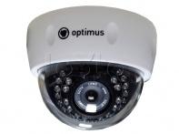 Optimus IP-E022.1(3.6)AP_V2035, IP-камера видеонаблюдения купольная Optimus IP-E022.1(3.6)AP_V2035