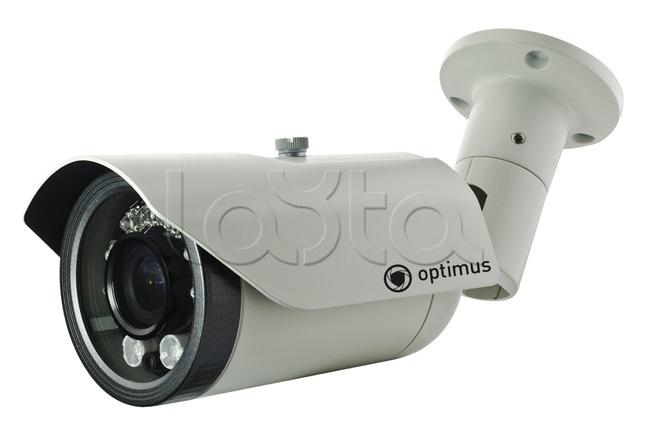 Optimus IP-P011.3(2.8-12), IP-камера видеонаблюдения уличная в стандартном исполнении Optimus IP-P011.3(2.8-12)
