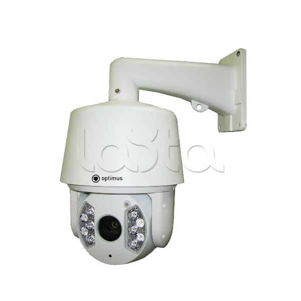 Optimus IP-P092.1(20x), IP-камера видеонаблюдения PTZ уличная Optimus IP-P092.1(20x)