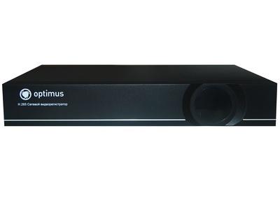 IP-видеорегистратор 4 канальный Optimus NVR-5041