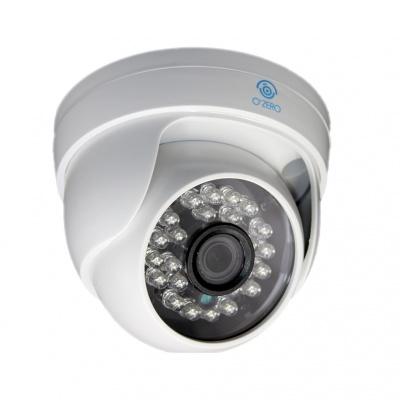 Камера видеонаблюдения купольная O'Zero AC-D20 (3.6 мм)