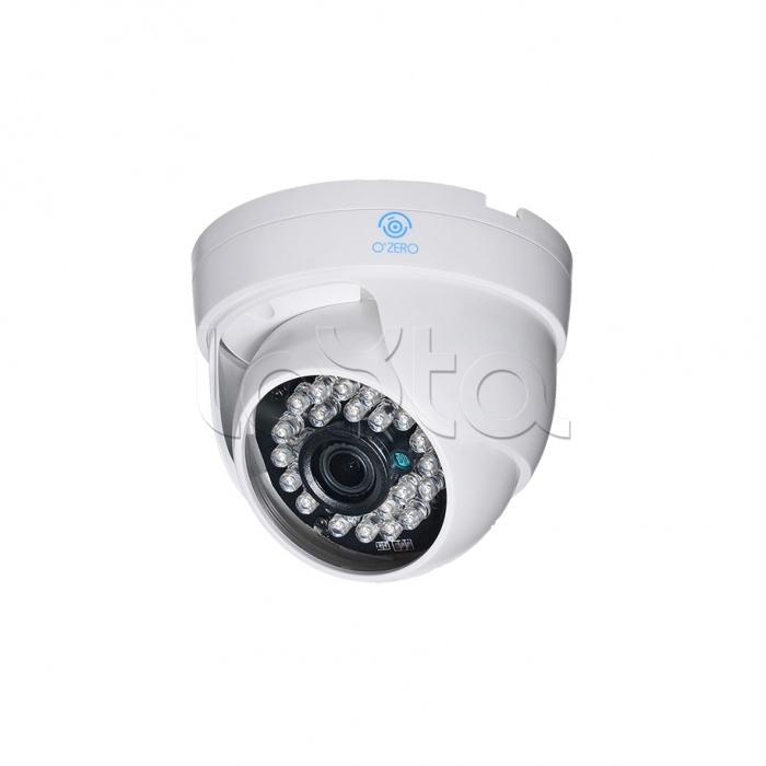 O'Zero NC-D10P (2.8 мм), IP-камера видеонаблюдения купольная O'Zero NC-D10P (2.8 мм)