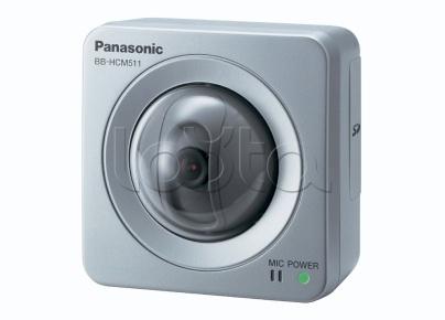 Panasonic BB-HCM511CE, IP-камера видеонаблюдения миниатюрная Panasonic BB-HCM511CE