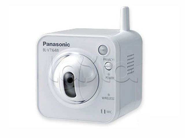 Panasonic BL-VP164WE, IP-камера видеонаблюдения миниатюрная Panasonic BL-VP164WE