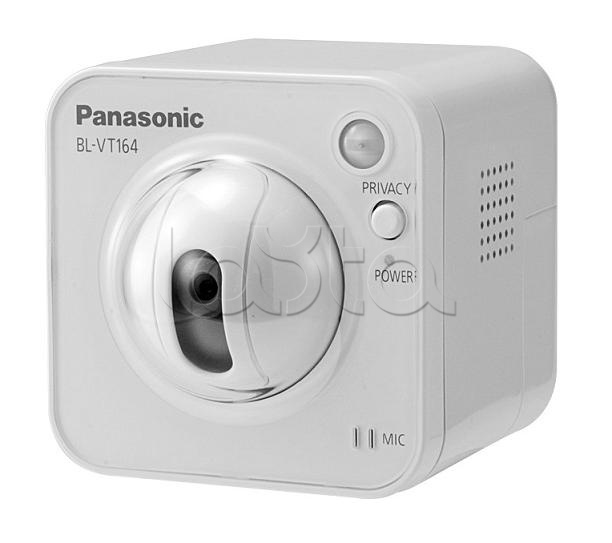 Panasonic BL-VT164E, IP-камера видеонаблюдения миниатюрная Panasonic BL-VT164E