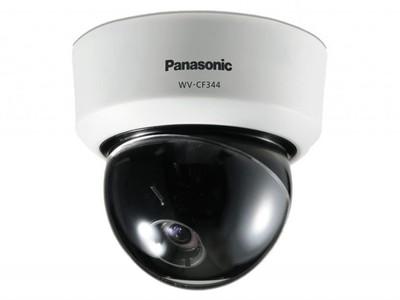 Камера видеонаблюдения купольная Panasonic WV-CF344E