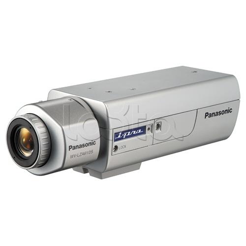 Panasonic WV-NP244E, IP-камера видеонаблюдения в стандартном исполнении Panasonic WV-NP244E