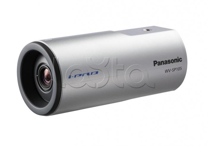 Panasonic WV-SP105E, IP-камера видеонаблюдения в стандартном исполнении Panasonic WV-SP105E