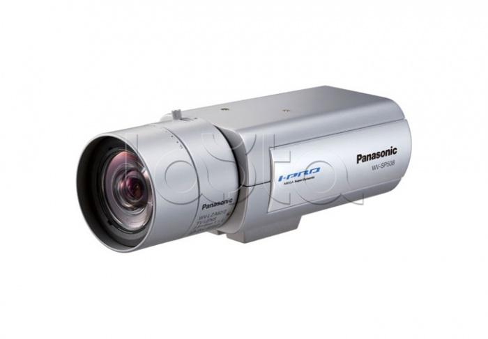 Panasonic WV-SP508E, IP-камера видеонаблюдения в стандартном исполнении Panasonic WV-SP508E