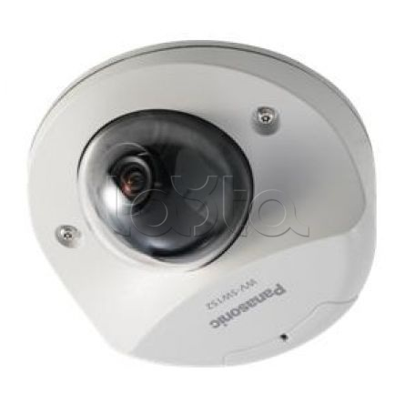 Panasonic WV-SW152E, IP-камера видеонаблюдения купольная фиксированная Panasonic WV-SW152E