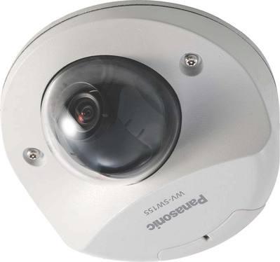 IP-камера видеонаблюдения купольная фиксированная Panasonic WV-SW155E