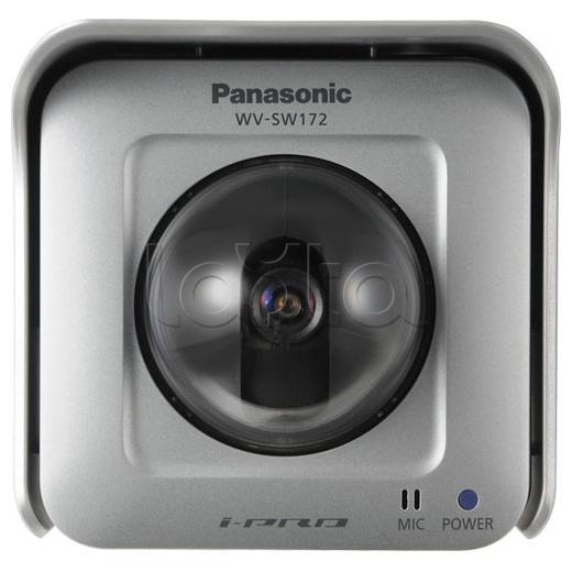 Panasonic WV-SW172E, IP-камера видеонаблюдения уличная купольная Panasonic WV-SW172E