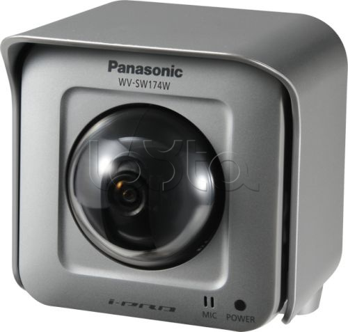 Panasonic WV-SW174WE, IP-камера видеонаблюдения PTZ уличная Panasonic WV-SW174WE