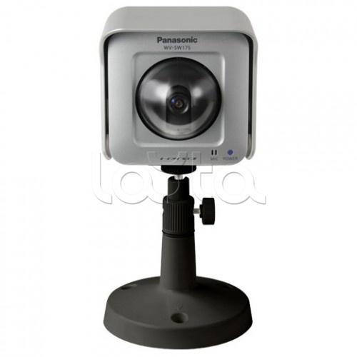 Panasonic WV-SW175E, IP-камера видеонаблюдения уличная купольная Panasonic WV-SW175E