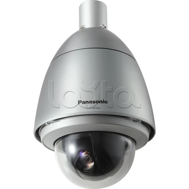 Panasonic WV-SW396AE, IP-камера видеонаблюдения PTZ уличная Panasonic WV-SW396AE