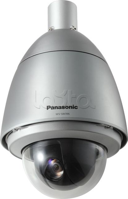 Panasonic WV-SW396E, IP-камера видеонаблюдения PTZ уличная Panasonic WV-SW396E