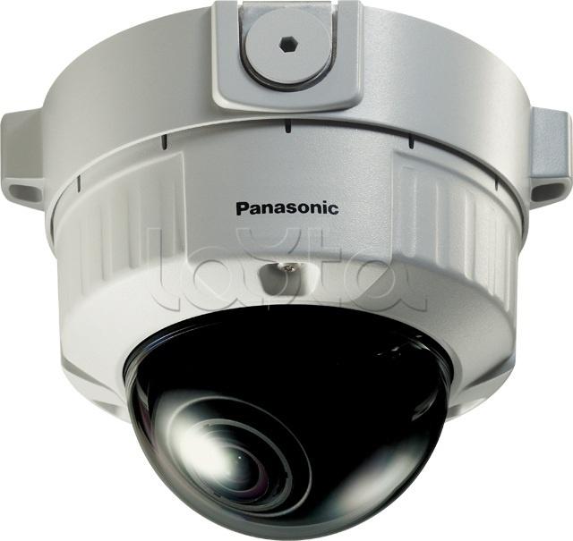 Panasonic WV-SW558E, IP-камера видеонаблюдения купольная фиксированная Panasonic WV-SW558E