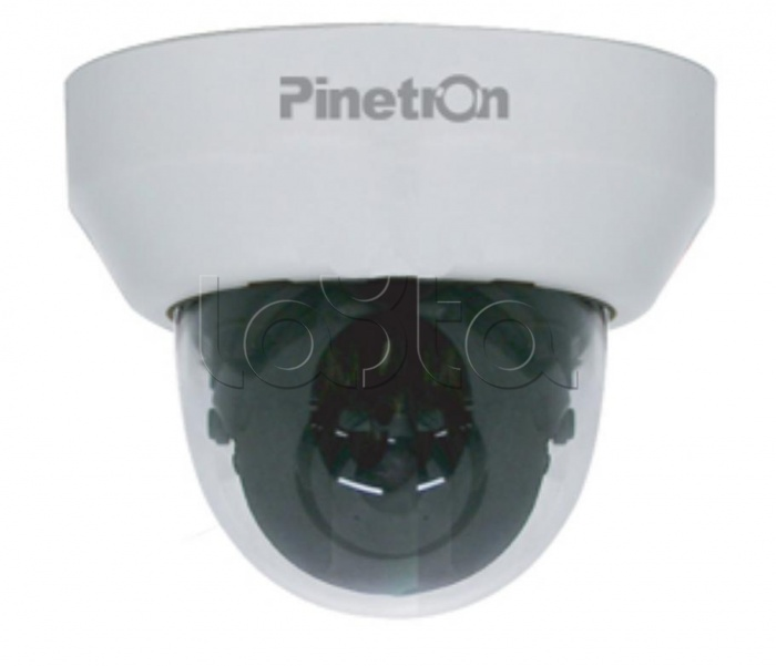 Pinetron PNC-ID2A, IP-камера видеонаблюдения купольная Pinetron PNC-ID2A
