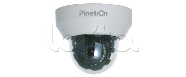 Pinetron PNC-ID2A(IR), IP-камера видеонаблюдения купольная Pinetron PNC-ID2A(IR)